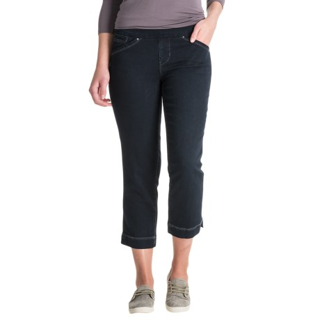 JAG Marion Crop Jeans (For Women)