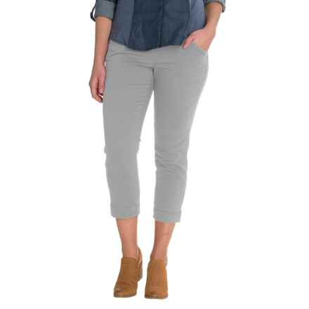 JAG Marion Crop Pants (For Women) in Shadow - Closeouts