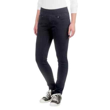 JAG Nora Skinny Jeans - Petite (For Women) in Black - Closeouts