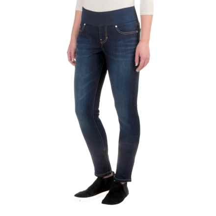 JAG Nora Skinny Jeans - Pull-On (For Women) in Indigo - Closeouts