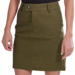 JAG Ollie Skirt (For Women) in Olive Branch