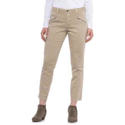 JAG Ryan Freedom Skinny Jeans - Mid Rise (For Women) in Birchwood - Closeouts