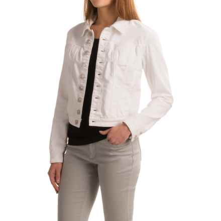 JAG Savannah Jacket (For Women) in White - Closeouts