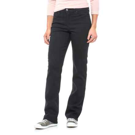 Jambe Bootcut Jeans (For Women) in Black - 2nds