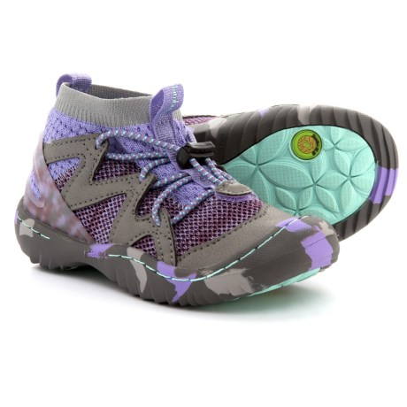 Jambu Alpinia Sneakers (For Girls) in Lilac