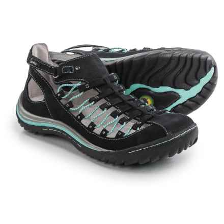 Jambu Bondi Shoes - Nubuck (For Women) in Midnight - Closeouts