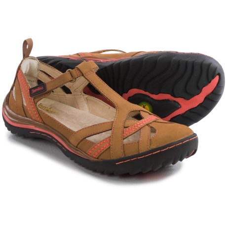 Jambu Charley Nubuck Sandals (For Women)