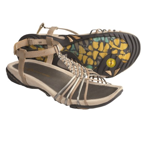 Jambu Chatham Sandals (For Women) in Nude