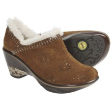 Jambu Crete Shoes - Suede (For Women) in Chestnut - Closeouts