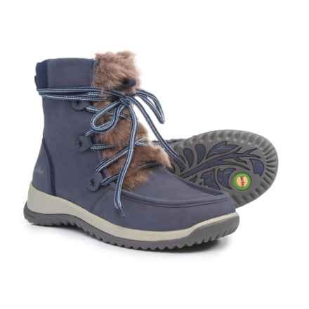 Jambu Denali Snow Boots - Waterproof, Insulated (For Women) in Denim - Closeouts