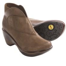 Jambu Esmeralda Ankle Boots - Vegan Leather (For Women) in Mocha - Closeouts