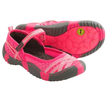Jambu Fia 2 Shoes (For Little and Big Kids) in Hot Pink - Closeouts
