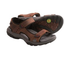 Jambu Flint Sandals - Suede (For Men) in Brown - Closeouts
