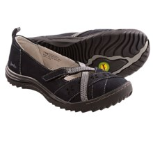 Jambu Hayley Shoes - Nubuck (For Women) in Midnight Nubuck - Closeouts