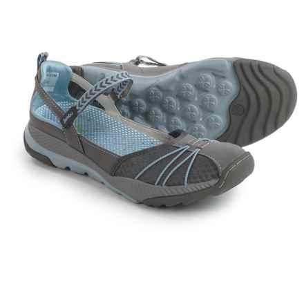 Jambu Iris Mary Jane Sneakers (For Women) in Grey/Stone Blue - Closeouts