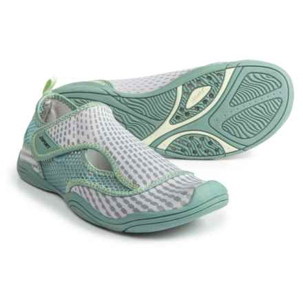 Jambu J Sport Mermaid Sport Sandals (For Women) in Grey/Teal - Closeouts