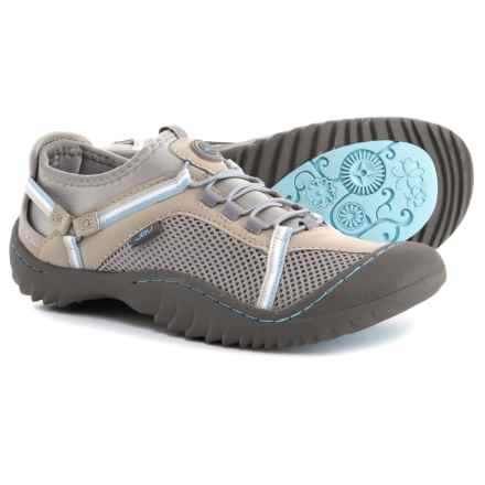 Jambu JBU Tahoe Max Shoes - Water Ready (For Women) in Light Grey/Stone Blue - Closeouts