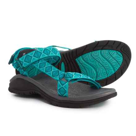Jambu JSport Navajo Sandals (For Women) in Turquoise - Closeouts