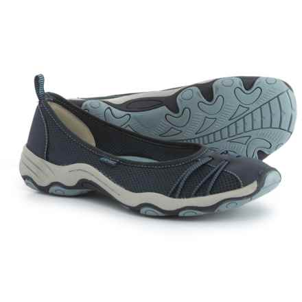 Jambu JSport Spin Encore Flats - Water Ready (For Women) in Navy/Stone/Blue - Closeouts