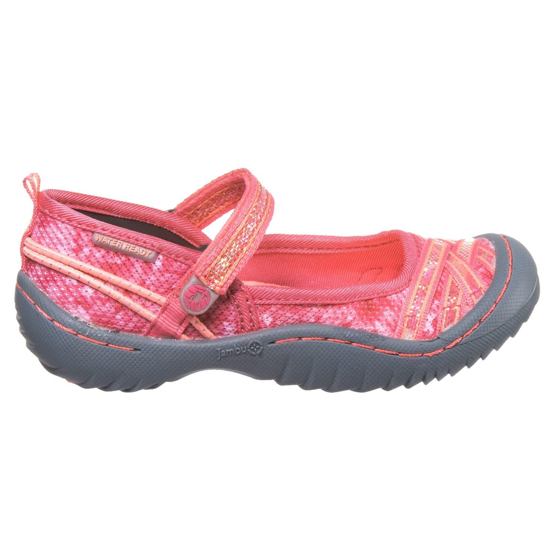 Jambu KD Fia 6 Mary Jane Shoes For Girls Save