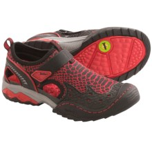 Jambu Marlin Water Shoes (For Little and Big Boys) in Black/Red - Closeouts