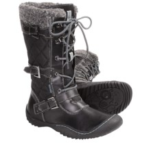 Jambu Mount Everest Vegan Winter Boots (For Women) in Black - Closeouts
