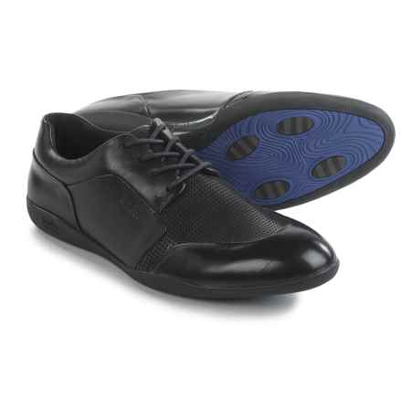 Jambu Munich-HYPERgrip® Oxford Shoes - Leather (For Men) in Black - Closeouts