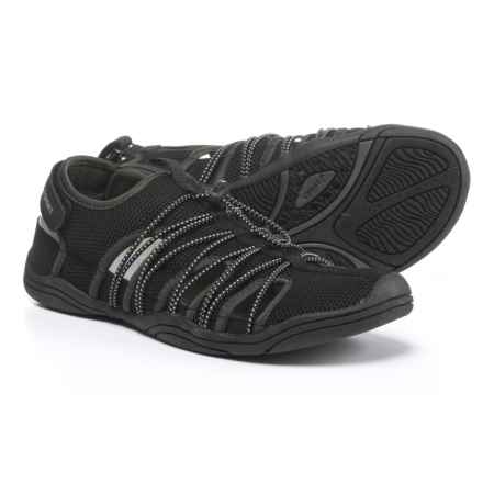 Jambu Newton Bungee Sport Sandals - Slip-Ons (For Women) in Black - Closeouts