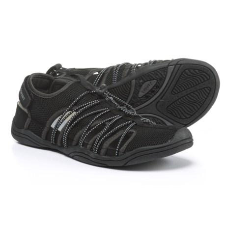 Jambu Newton Bungee Sport Sandals - Slip-Ons (For Women) in Black