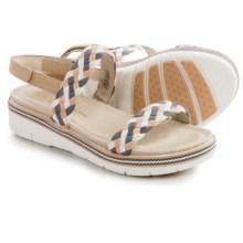 Jambu Ocean City Wedge Sandals (For Women) in Sand - Closeouts