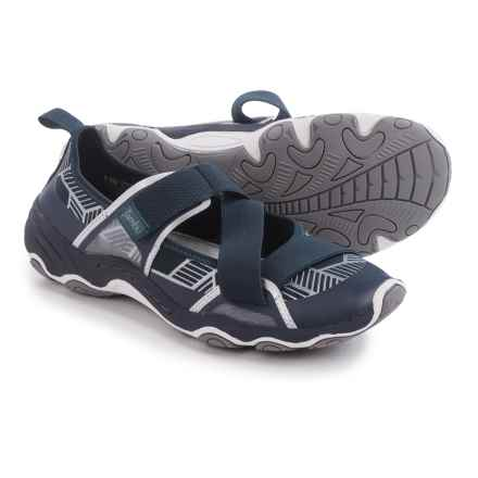 Jambu Omaha Sport Shoes (For Women) in Navy/Charcoal - Closeouts