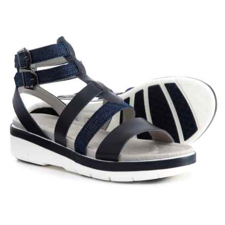 Jambu Piper Sandals (For Women) in Navy/Denim - Closeouts