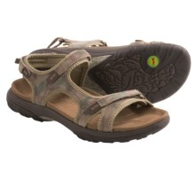 Jambu Pluto Sandals - Nubuck (For Women) in Camo - Closeouts