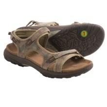Jambu Pluto Sandals - Nubuck (For Women) in Camo - Closeouts