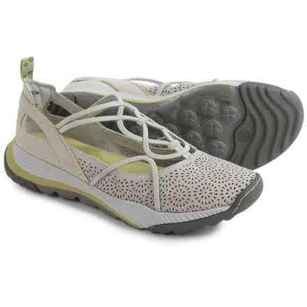Jambu Reign Shoes - Nubuck (For Women) in Clay - Closeouts