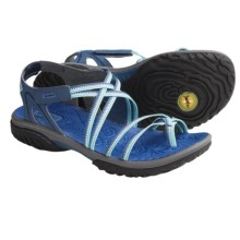 Jambu Runner Sandals - Vegan (For Women) in Periwinkle/Sky Blue - Closeouts