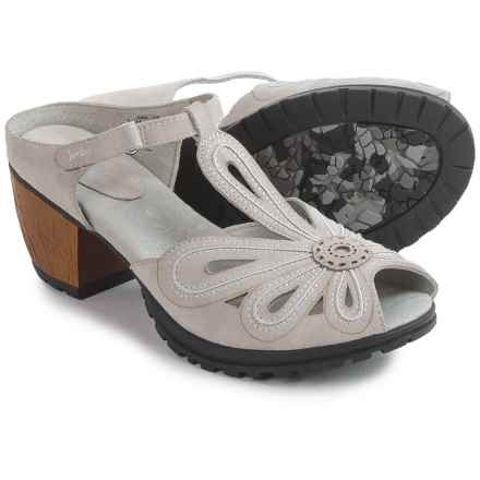 Jambu Sahara Sandals - Suede (For Women) in Clay - Closeouts