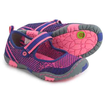 Jambu Sora 2 Mary Jane Shoes (For Little and Big Girls) in Violet/Pink - Closeouts