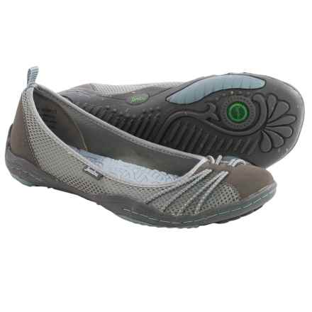 Jambu Spin Too Shoes - Slip-Ons (For Women) in Grey/Stone Blue - Closeouts