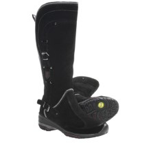 Jambu Sport Rider Boots - Suede (For Women) in Black - Closeouts