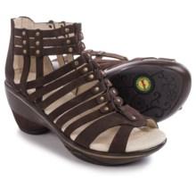 Jambu Sugar Gladiator Sandals - Nubuck (For Women) in Brown - Closeouts