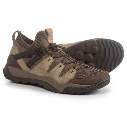 Jambu Varick Sneakers (For Men) in Brown/Tan - Closeouts
