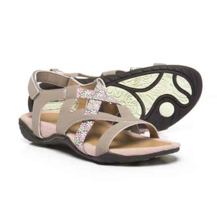 Jambu Woodland Sandals (For Women) in Taupe - Closeouts
