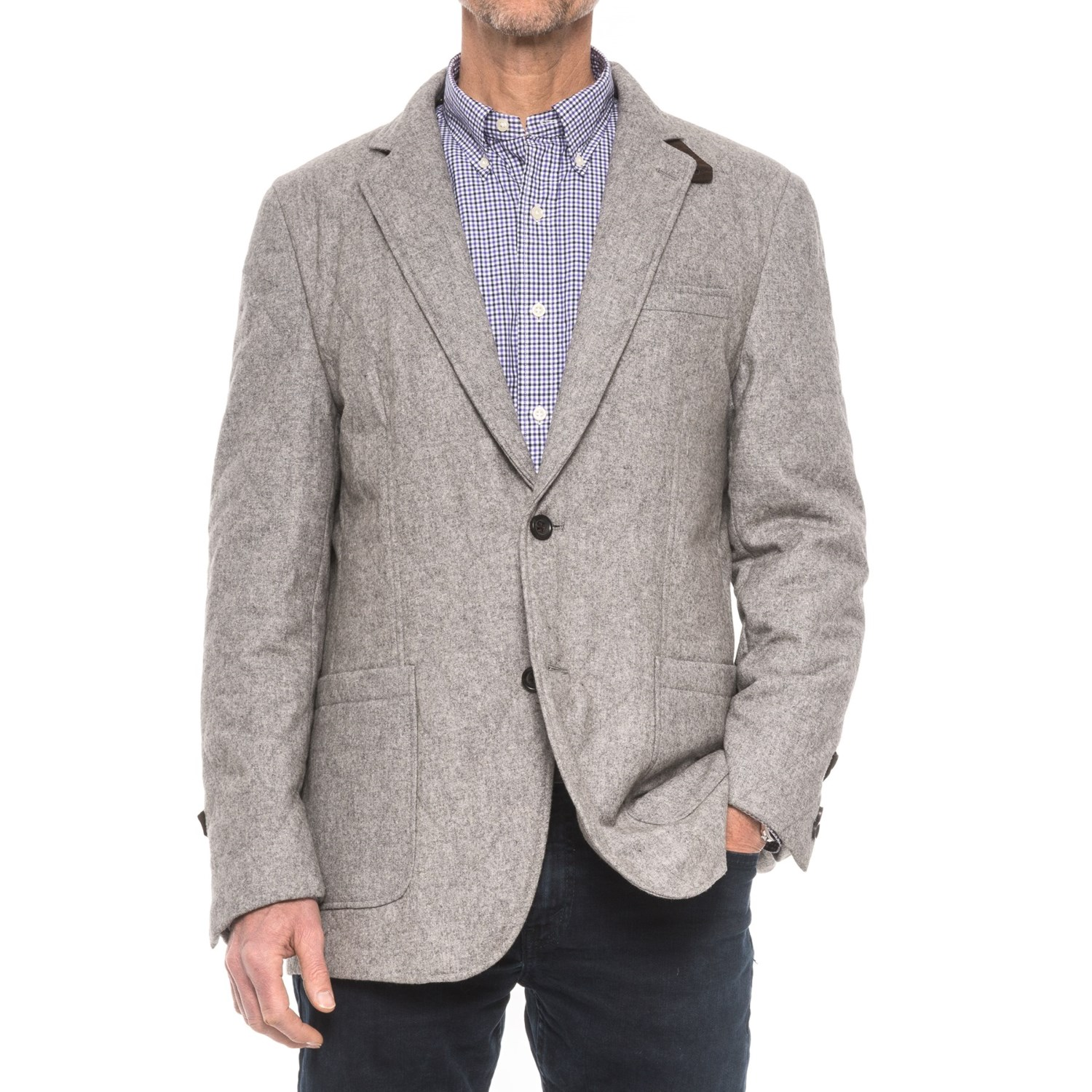 James Campbell Quilted Sport Coat (For Men) - Save 76% : quilted sport coat - Adamdwight.com