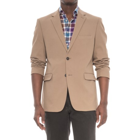 James Campbell Twill Sport Coat (For Men) in Gold