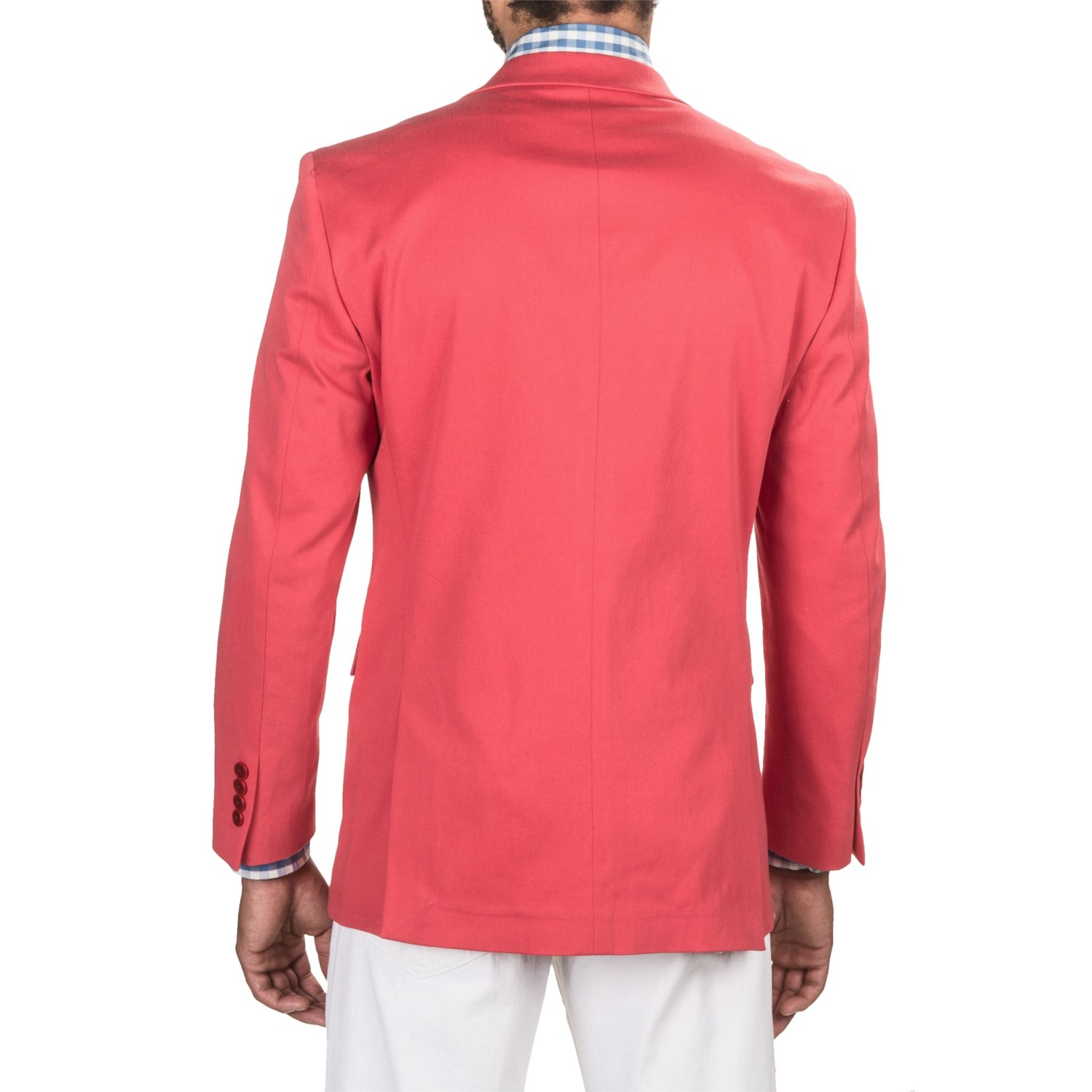James Campbell Twill Sport Coat (For Men) - Save 75%