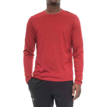 Janji Garmi Waterfall T-Shirt - Long Sleeve (For Men) in Red - Closeouts