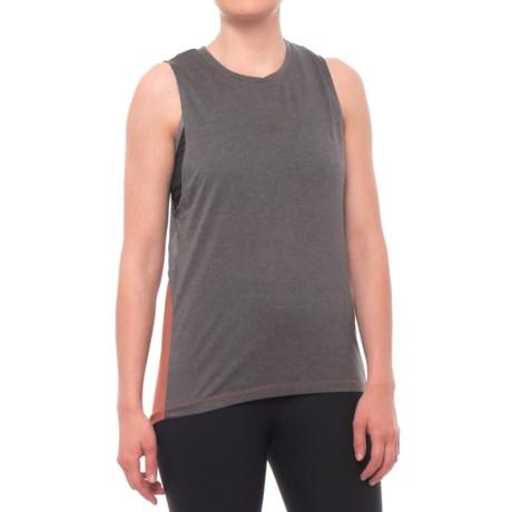 Janji Nepal Muscle Tank Top (For Women) in Black