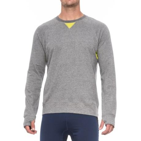 Janji Peru Crew Neck Sweatshirt (For Men)
