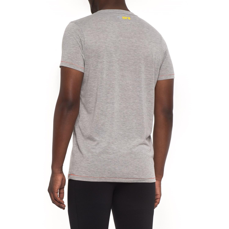 Janji Varsity J T-Shirt - Short Sleeve (For Men)